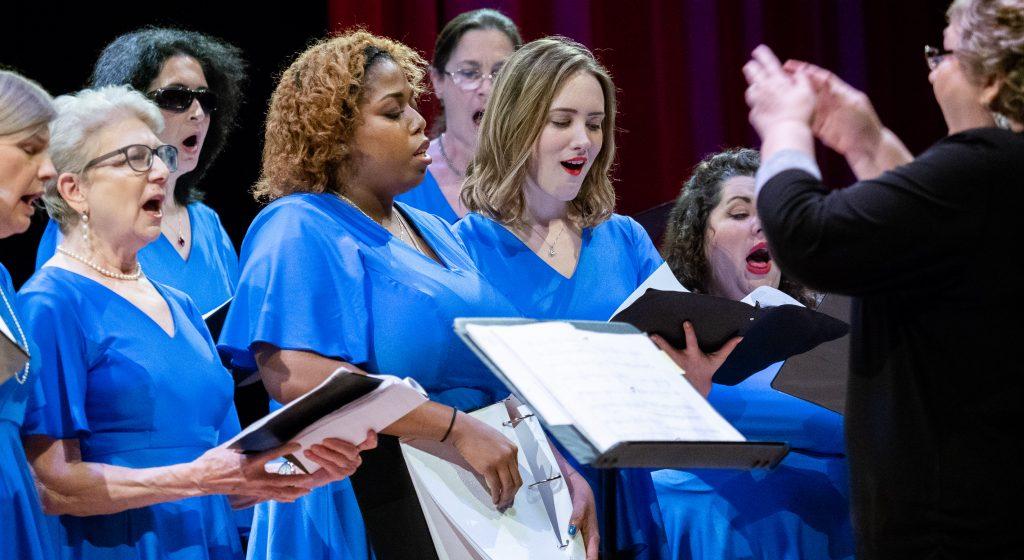 Vocal Ensemble Singing